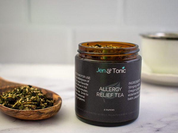 allergy-tea