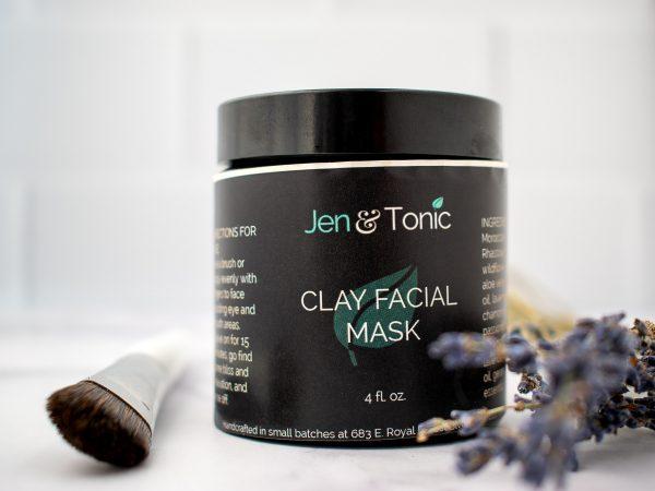 clay-facial-mask