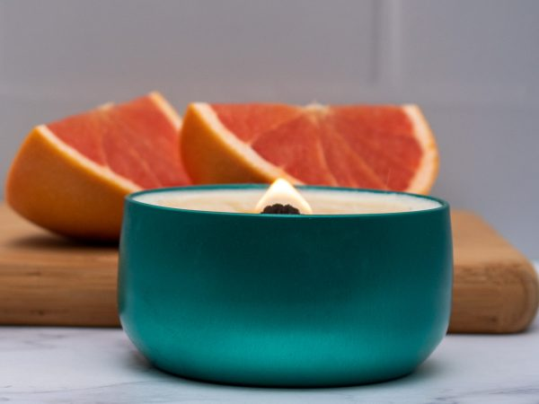 grapefruit-candle