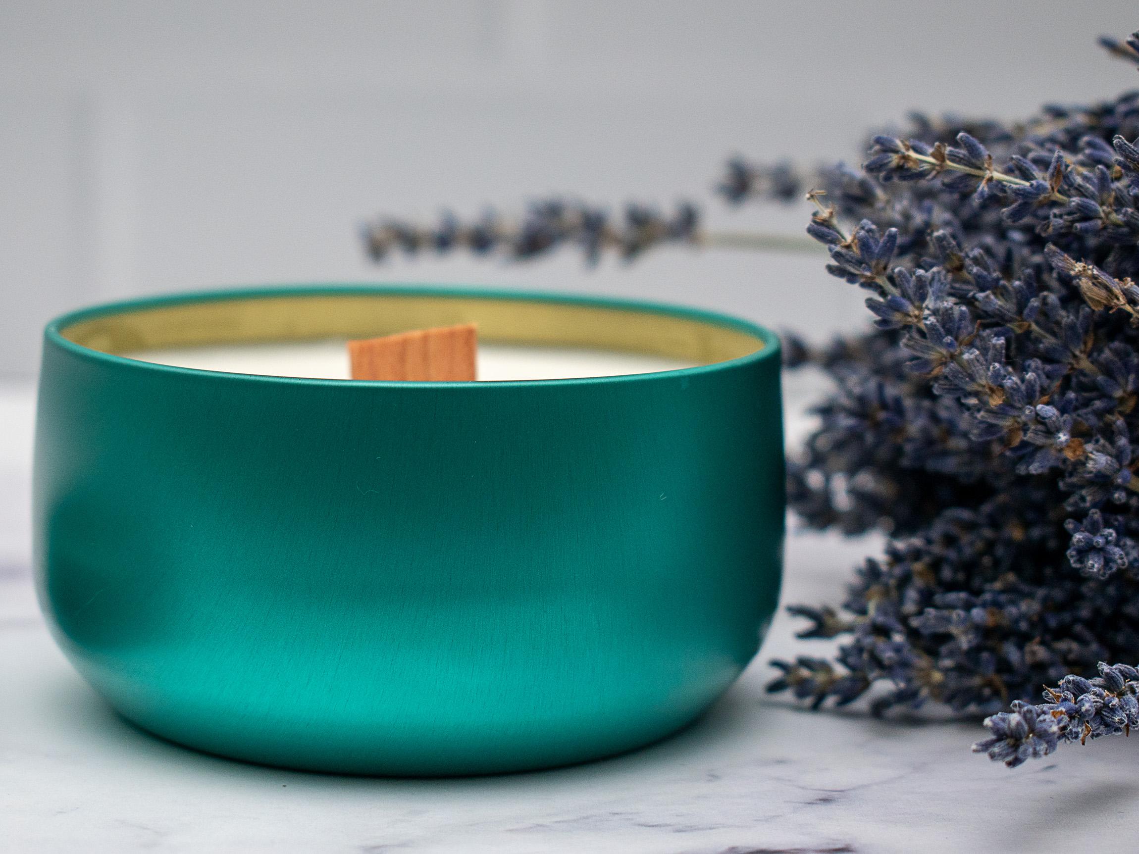 So Fresh So Clean Lavender Eucalyptus Candle